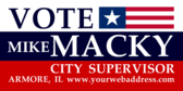 Vote City Supervisor