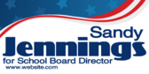 For School Board Director