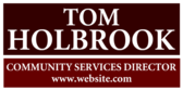 Community Services Director Info