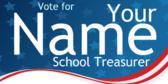 Elect Your School Treasurer