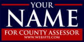 Your Name For County Assessor