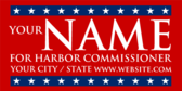 Your Name For Harbor Commissioner