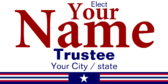 Elect Your Trustee
