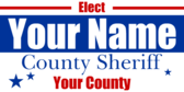 Elect Country Sheriff