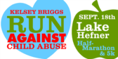 Kelsey Briggs Run Against Child Abuse