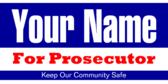 For Prosecutor
