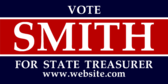 Vote Smith for State Treasurer