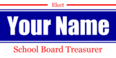 Elect School Board Treasurer