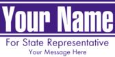 For State Representative