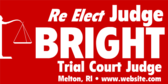 Re-Elect Trial Judge