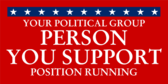 Political Person Support