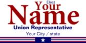 Vote For Your Union Representative