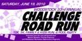 Challenge Road Run