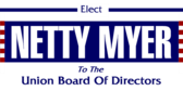 Vote For Union Board Of Directors