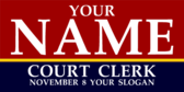 Choose Your Name Court Clerk