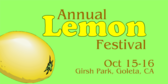 Annual Lemon Festival