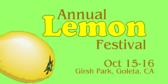 Annual Lemon Festival