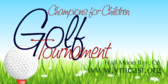 Annual Champions for Children Golf Tournament