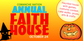 Comanche Nation Annual Faith House
