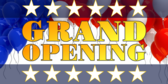 grand opening banner template