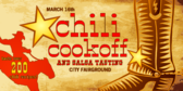 Chili Cookoff and Salsa Tasting