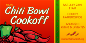 Chili Bowl Cook Off