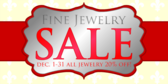 Holiday Fine Jewelry Sale