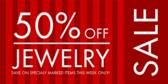 Jewelry Sale Save