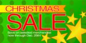 Christmas Sale Now