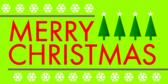 Merry Christmas Modern