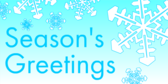 Seasons Greetings Modern