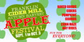 Autumn Harvest Apple Festival