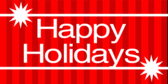 Popular Holiday Banners
