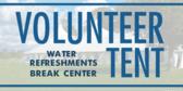 Volunteer Tent