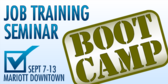 Work Training Boot Camp