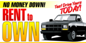 Rent To Own Car
