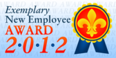 Exemplary New Employee Recognition