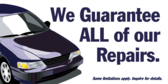 Auto Repair Guarantees