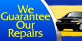 Auto Repair Guarantee 1
