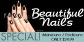 Nail Salon - Specials