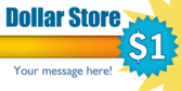 Dollar Store - Shop