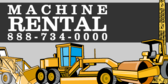 Heavy Machinery Rental