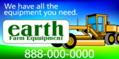 Farm Equipment Sales