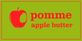 Apple Butter Signage