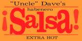Extra Hot Habenero Signage