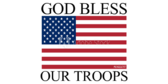 Troop Support God Bless