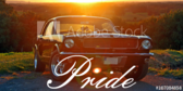 Trade Show Label Auto Show Pride