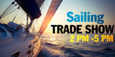 Trade Show Label Sailing Ahoy