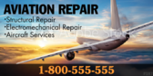 Do you need Air Craft Service?