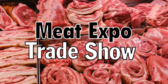 Trade Show Label Meat Expo